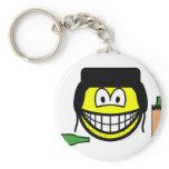 Bum smile   keychains