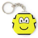 Trapezoid buddy icon   keychains
