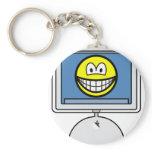 iMac smile   keychains