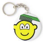 Combing buddy icon   keychains