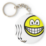 Pie baked smile   keychains