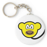 Web monkey buddy icon   keychains
