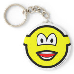 Laughing buddy icon   keychains