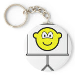 Projected buddy icon   keychains
