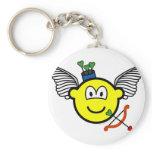 Cupid buddy icon   keychains