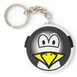 Penguin smile   keychains