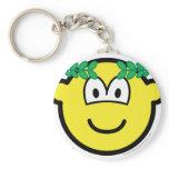 Caesar buddy icon   keychains