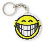 Big grin buddy icon   keychains