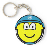UN soldier buddy icon   keychains