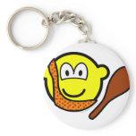 Caveman buddy icon   keychains