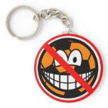 No EK 2000 smile (if you don't like soccer)  keychains