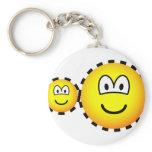 Cogwheels emoticons   keychains