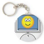 iMac emoticon   keychains