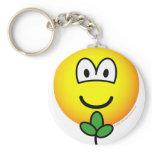 Adam emoticon   keychains
