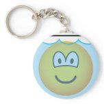 Fishbowl emoticon   keychains