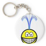 Fountain smile   keychains