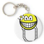 Hawaiian smile   keychains