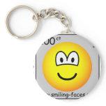 Stamp emoticon   keychains