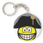 Napoleon Bonaparte smile   keychains
