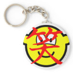Chinese character buddy icon   keychains