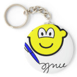 Writing buddy icon   keychains