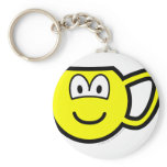 Cup buddy icon   keychains