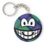Scottish smile   keychains