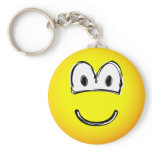 Kids drawing emoticon   keychains