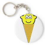 Ice cream buddy icon   keychains