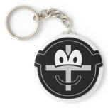 Black widow buddy icon   keychains