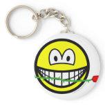 Tango smile   keychains