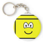 Rectangular prism buddy icon   keychains