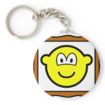 Picture frame buddy icon   keychains