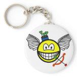 Cupid smile   keychains