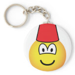 Tommy Cooper emoticon   keychains