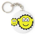 Cogwheels buddy icons   keychains