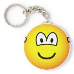 Ear plugs emoticon   keychains