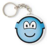 Uranus buddy icon   keychains