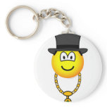 Mayor emoticon   keychains