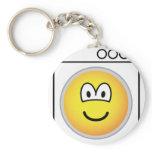 Washmachine emoticon   keychains