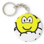 Cloud # nine buddy icon   keychains