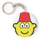 Tommy Cooper buddy icon   keychains