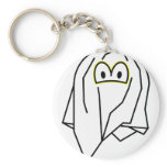 Ghost smile   keychains