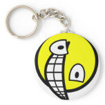 Picasso smile   keychains