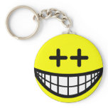 Not with the program smile   keychains