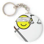 Justice buddy icon   keychains