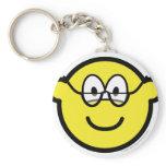Reading glasses buddy icon   keychains