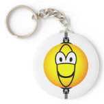 Boxingball emoticon   keychains
