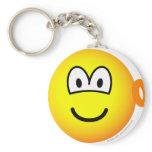 Ear ring emoticon   keychains