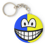 Braveheart smile   keychains